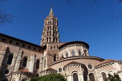 Bazylika jest faktycznie ogromna – nawa o długości 115 metrów, transept o szerokości 64 metrów. Fot. Ancja Łabuszewska