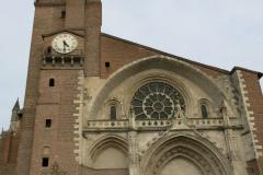 ...z katedry św. Szczepana (St. Etienne) – gotyckiej i niecodziennej,... Fot. Maria Boratyńska