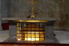 ...pragnących nawiedzić grób św. Tomasza z Akwinu... Fot. Ancja Łabuszewska