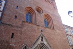 Wstąpimy jeszcze do gotyckiej Notre-Dame du Taur (Matki Boskiej Byczej),... Fot. Ancja Łabuszewska