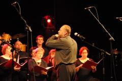 ...zaprezentować pełny program z piosenkami Agnieszki Osieckiej. Foto: Marcin Kluczek