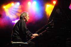 ...Artura Dutkiewicza - fortepian,... Foto: Marcin Kluczek