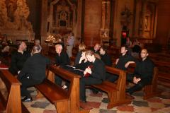 zawitaliśmy także do kościoła Sant'Anastasia…  Foto: Maria Boratyńska