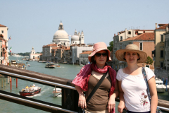 ale z pewnością milo i sympatycznie. Lubimy Wenecję.  Foto: Piotr Boratyński