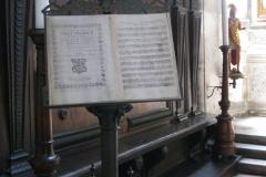 …w Santa Maria Gloriosa dei Frari,  Foto: Maria Boratyńska