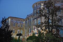 Mieszkaliśmy w bardzo miłym hotelu na Lido – to nie nasz hotel. A  szkoda! Foto: Andrzej Borzym