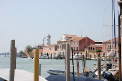 Popłynęliśmy także na Murano Foto: Andrzej Borzym