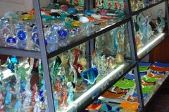 Murano jest znane ze swych szklanych wyrobów, Foto: Andrzej Borzym
