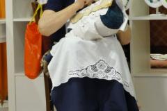 Kobiety z Murano są widać ogólnie uzdolnione artystycznie…  Foto: Iwona Januszkiewicz-Rębowska