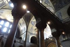 gdzie mieliśmy zaszczyt śpiewająco uczestniczyć we mszy świętej.  Foto: Iwona Januszkiewicz-Rębowska