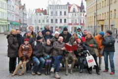 W piątkowe południe, 21 stycznia 2011 roku, przysiadło się całe COLLEGIUM MUSICUM UW. Foto: Piotr Węgiełek
