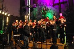 Organizatorem i sponsorem koncertu była miejscowa firma, znana w całej Polsce – Kronopol. Foto: Piotr Węgiełek