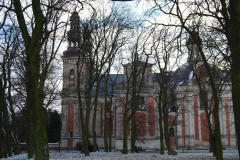 Historia klasztoru cystersów sięga połowy XII w. Foto: Katarzyna Jankowska